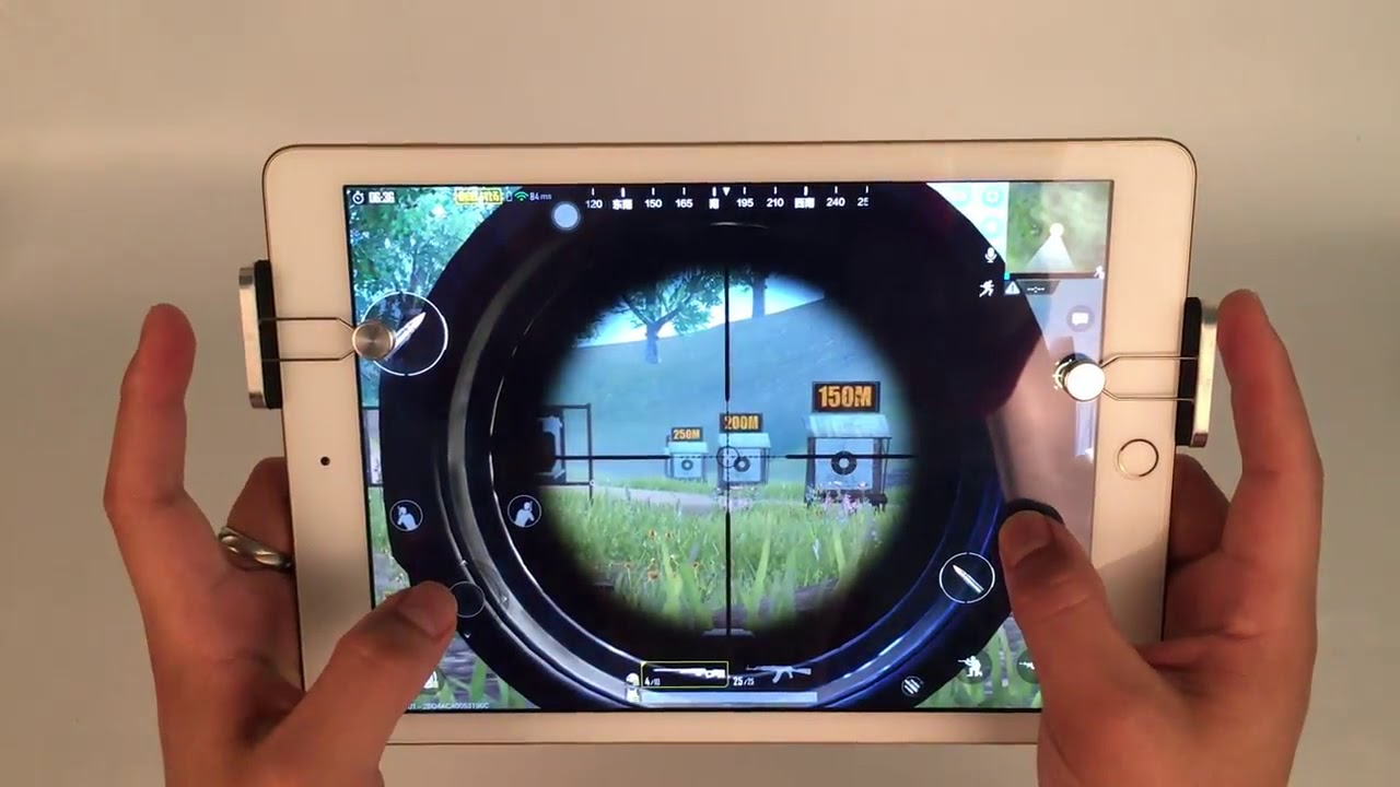 Pubg Mobile Hdr Ipad: With L1R1 Touch Sensing
