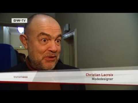 Christian Lacroix an der Staatsoper in Berlin | euromaxx