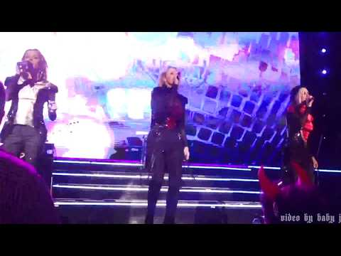 Bananarama-MORE THAN PHYSICAL-Live @ City Hall, Sheffield, England, UK, December 5, 2017