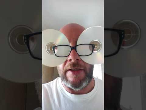 Anti crap glasses