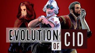 The Complete Evolution of Cid (Part 2)