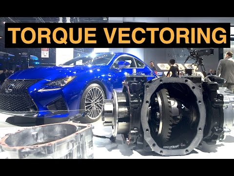 Torque Vectoring Differential - Explained