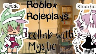 Roblox roleplay! With MysticMuffinChips