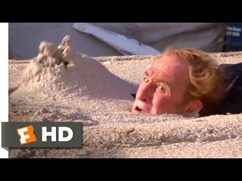 Remo Williams: The Adventure Begins (1985) - Wet Cement Scene (8/12) | Movieclips
