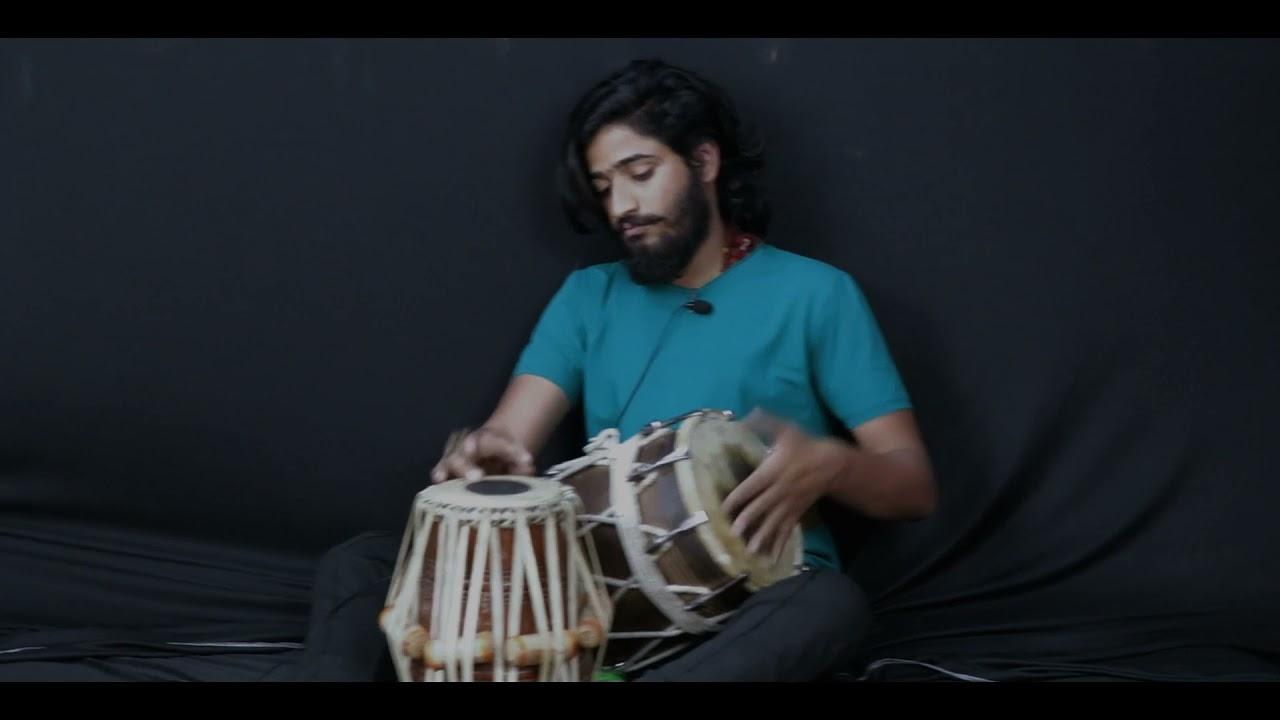 Ghungroo Tabla Solo   Yash Rhythmist   Tabla Player   New Video 2021