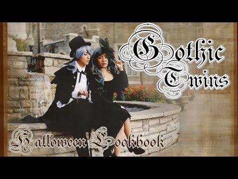 Halloween Lookbook: Gothic Twins