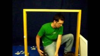 Dog Gate : Assembly Video By Rover Company