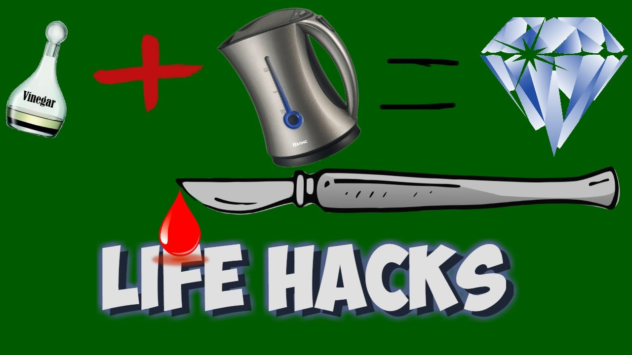 LIFE HACKS WITH KETTLE (teapot)