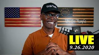 🔴 ABL LIVE: Amy Coney Barrett, Charles Barkley, Dreadhead Cowboy, Spotify vs Joe Rogan, and more!