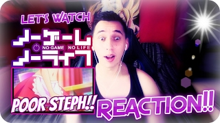 GAMING WITH GODS??| LET'S WATCH 'No Game, No Life' Episode 4 REACTION!