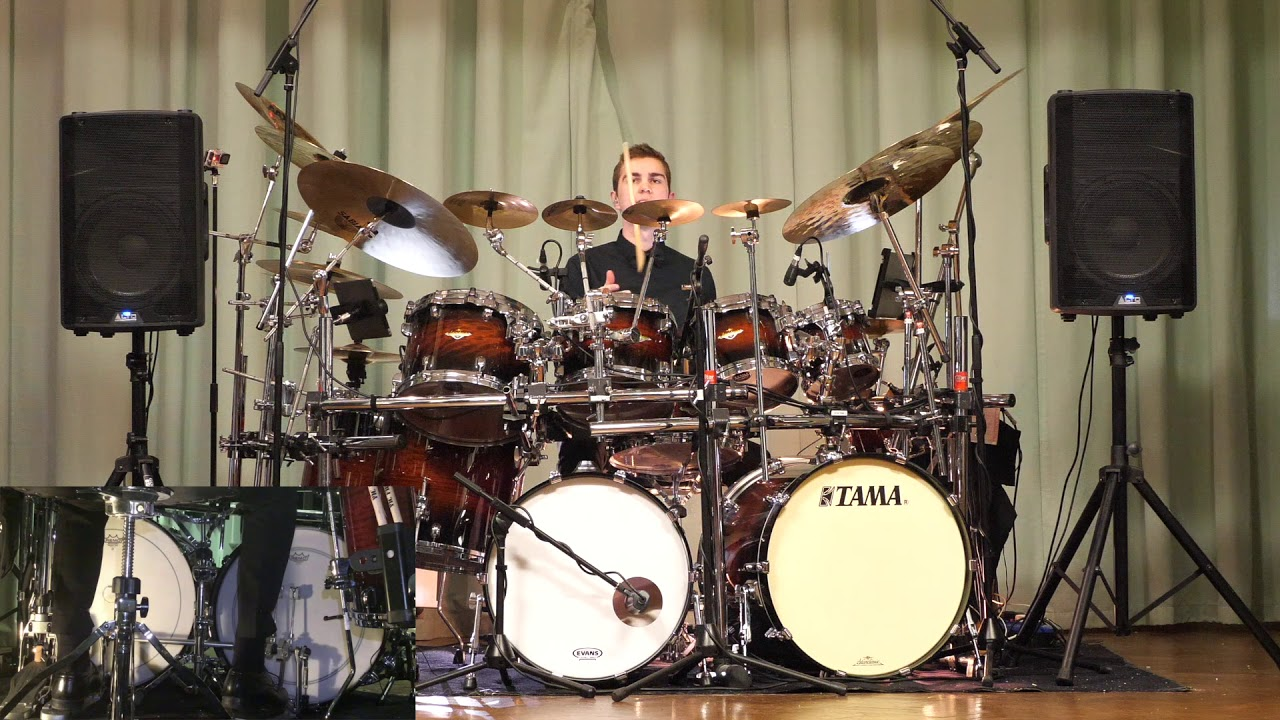 The Dance Of Eternity - Dream Theater - Trinity College Drum Kit FTCL Diploma