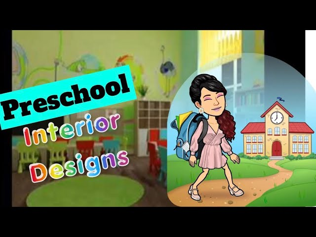 Preschool Interior Design Ideas Youtube