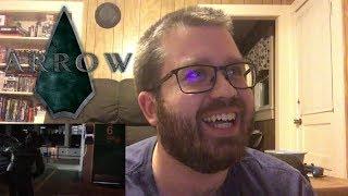 "Arrow 6x3 ""Next Of Kin"" Reaction/Review!"