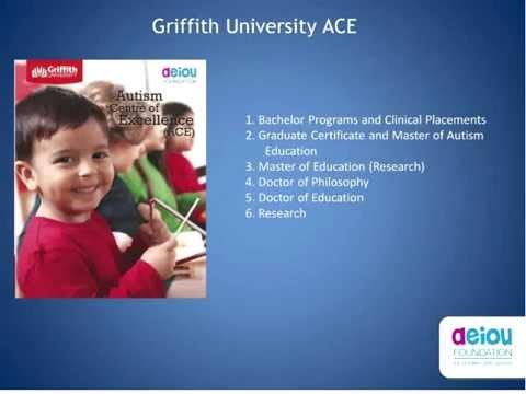 Autism Speaks - Dr James Morton