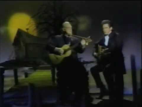 Johnny Cash and Burl Ives (medley).avi