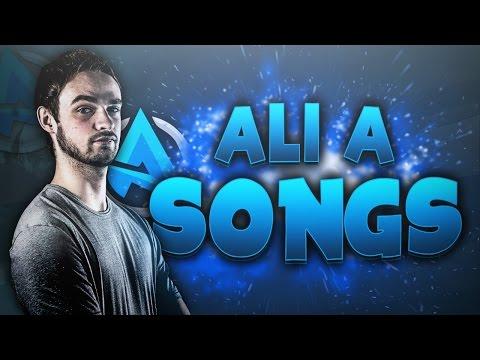 Ali-A Songs