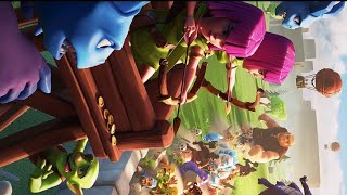 Clash of clans gameplay video