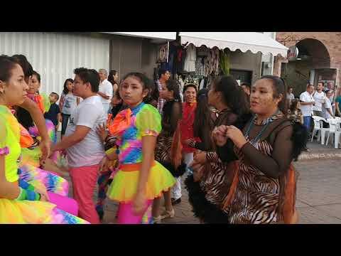 Cozumel Mexico Carnival 2018 parade 2