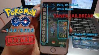 Pokemon Go v1.3.0 / 0.33.0 Mega Hack! Joystick + Peta + Radar + Patrol + IV Stats