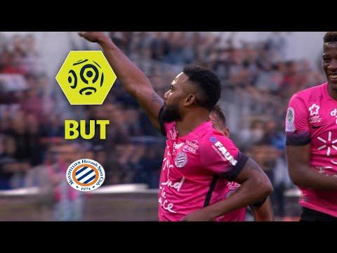 But Stéphane SESSEGNON (55') / Montpellier Hérault SC - OGC Nice (2-0)  / 2017-18
