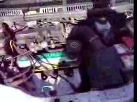 Ford Ka Running On  Spark Plug