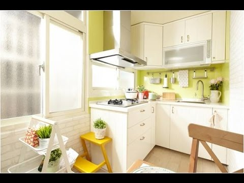 remodel kitchens hefty tall kitchen bags ikea 廚房改造40年老灶咖變身北歐鄉村風 youtube