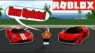 Buying HYPER cars in the new update! - Ultimate Driving Westover
