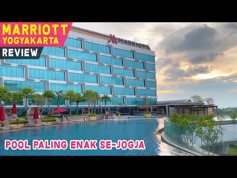 Kolam Renangnya Superrr!   Marriott Hotel Yogyakarta Review   Rekomendasi Hotel Bagus di Jogja