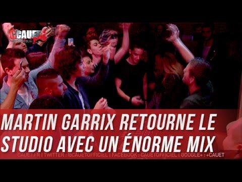 Martin Garrix retourne le studio avec un énorme mix - C'Cauet sur NRJ