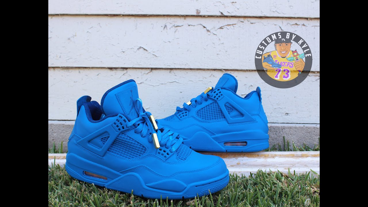 803f0e097a58 Custom Jordan 4