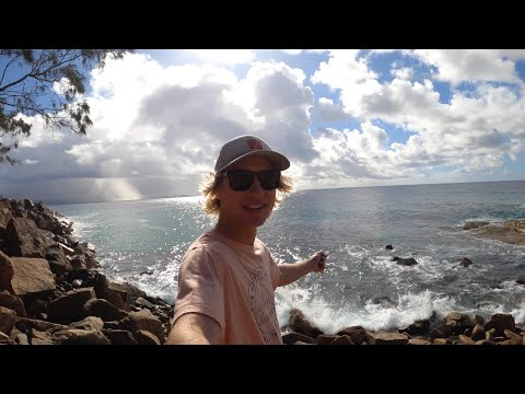 South West Rocks - Fishing For GIANTS And Spearfishing