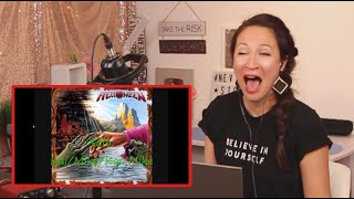 Vocal Coach Reacts to Helloween- Michael Kiske-Keeper Of The Seven Keys