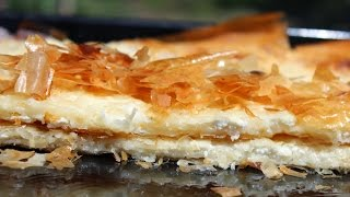 Brza pita sa sirom video-Pie with cheese
