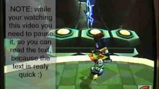 PART1 Ratchet and clank 2 - glitches + secret level! PART1