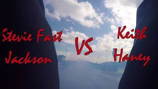 Stevie Fast vs Keith Haney   Lights out 9