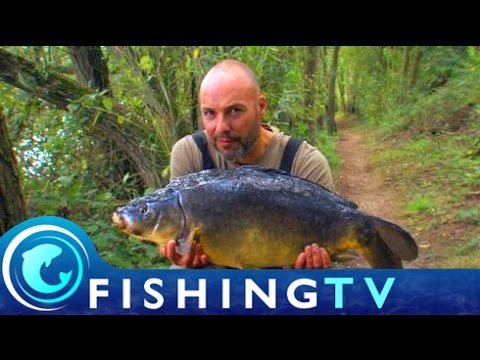Day Ticket Fishing for Carp With Adam Penning - Fishing TV