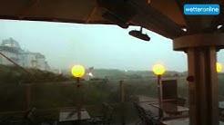 wetteronline.de: Badesaison an der Nordsee beendet (02.09.2015)