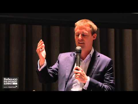 Hugh Evans: Engaging Youth In The Fight Against Extreme Poverty | Forbes