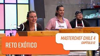 Capítulo 12   MasterChef Chile   Temporada 4
