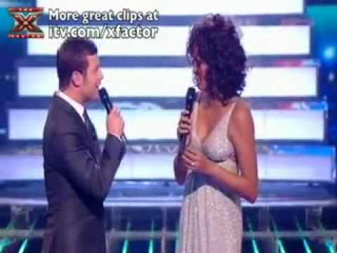 Whitney Houston live on the X Factor 18th October 2009