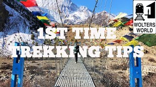 Trekking Tips for 1st Time Hikers w/ The Petite Adventurer