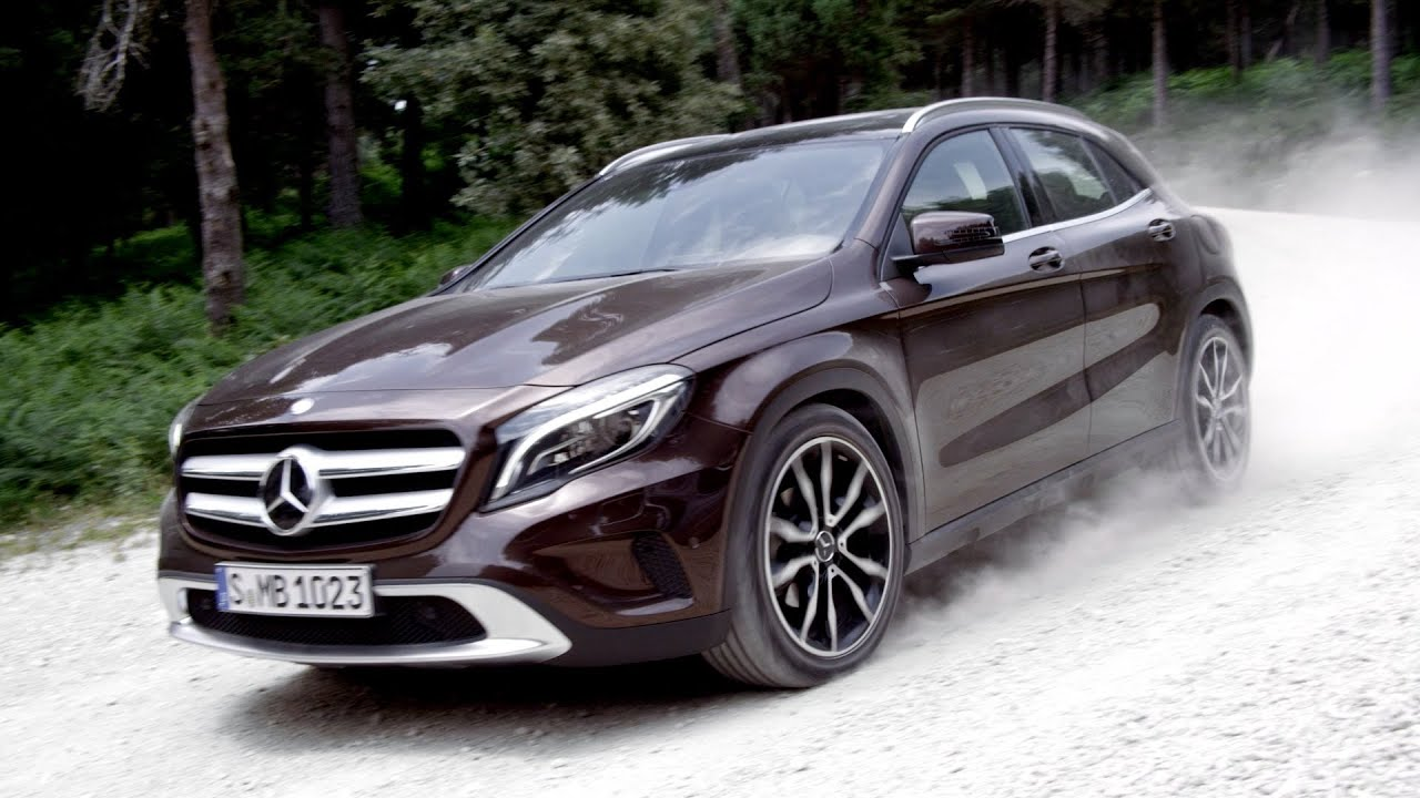 new 2014 mercedes gla official trailer youtube - Mercedes Benz Suv 2014 Price