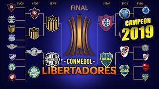 Futuro Campeón Copa Libertadores 2019 - PREDICCIÓN