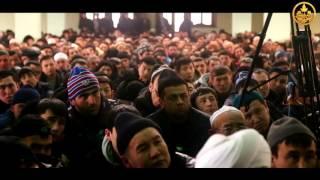 Суроо-жооп. Шейх Чубак ажы. Ош шаары. Сармазар-Нур мечити 13 01 2017