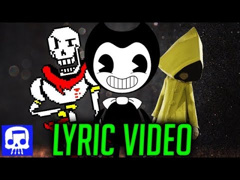 "Video Game Legends Rap, Vol. 3 LYRIC VIDEO - ""Indie Games Rap"" by JT Music"