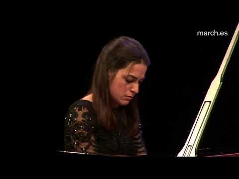 Verdi/ Liszt - Danza sacra e Duetto finale d'Aida S.436 (Saskia Giorgini, piano)