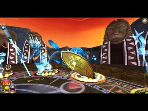 Wizard101: Mirror Lake Solo (Storm)