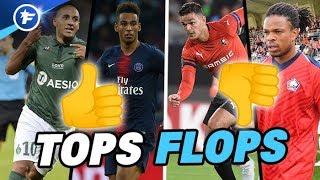 Mercato : les Tops et les Flops de Ligue 1