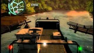 Just Cause 2 BOATS