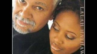 Joe Sample & Lalah Hathaway - When The World Turns Blue